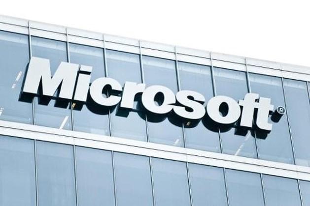 Europees gerecht verlaagt boete Microsoft tot 860 miljoen euro