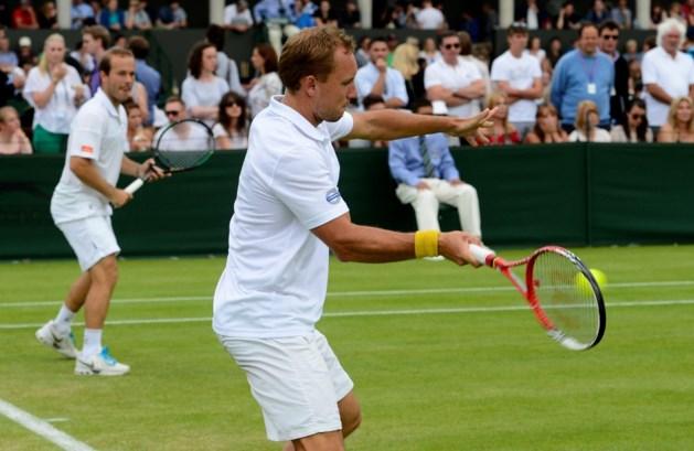 Rochus en Darcis dubbelen verder in Wimbledon