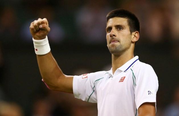 Djokovic vlot naar derde ronde Wimbledon