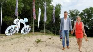Niels Albert krijgt eigen duin  in Koksijde