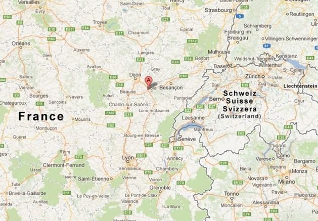 Belgisch tienermeisje komt om bij verkeersongeval in Frankrijk