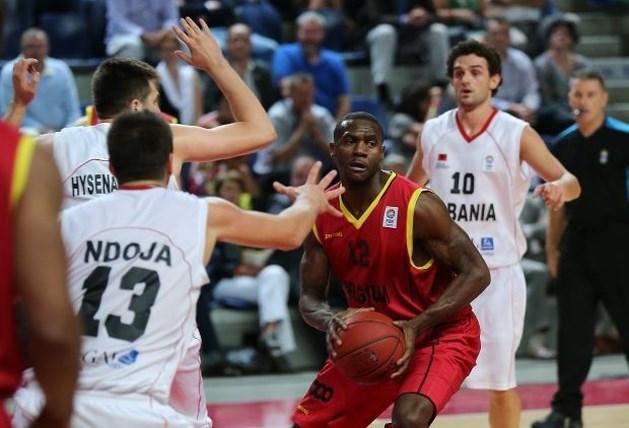 Belgian Lions veel te sterk voor Albanië