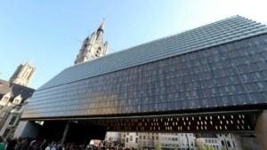 Gecontesteerde Gentse Stadshal geopend