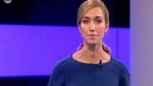 Hanne Decoutere debuteert als anker
