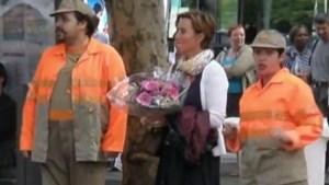 Brave burger krijgt operaconcert in Antwerpen (video)