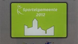 Dilsen-Stokkem ontvangt label 'Sportelgemeente 2012'