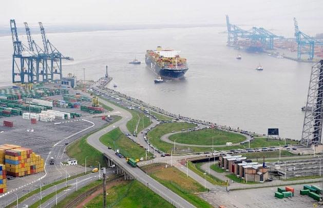 Antwerpse haven wil nieuwe sluis op rechteroever