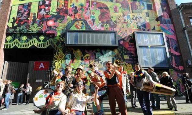 Brecht Evens krijgt eigen stripmuur in Antwerpen