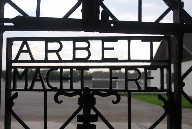 Duitse verontwaardiging over legpuzzel van concentratiekamp Dachau