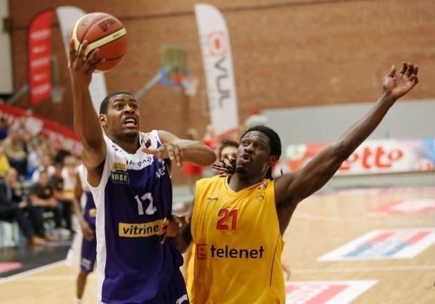 Okapi Aalst wint Supercup basketbal