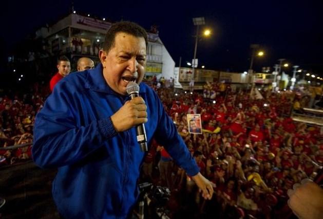 """Hugo Chavez: """"Ik zou voor Obama stemmen"""""""