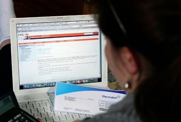 Internetbankieren: 935.000 euro gestolen