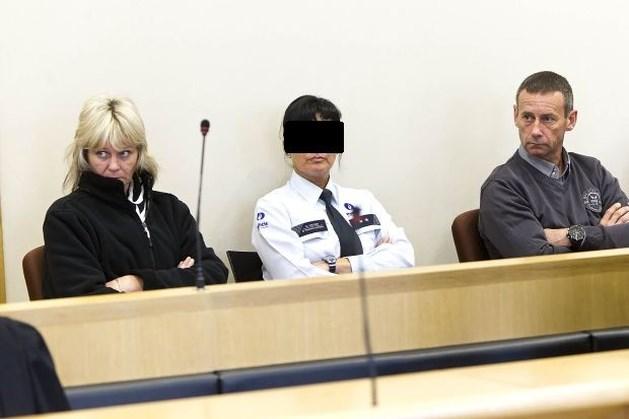 Koppel frituurmoord trouwt vandaag in gevangenis