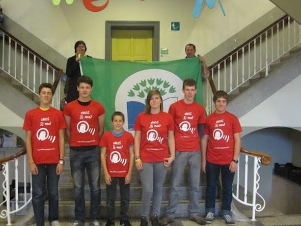 Biotechnicum behaalt groene MOS-vlag