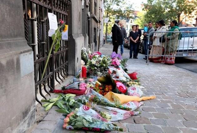 Zondag witte mars in Etterbeek voor vermoord gezin