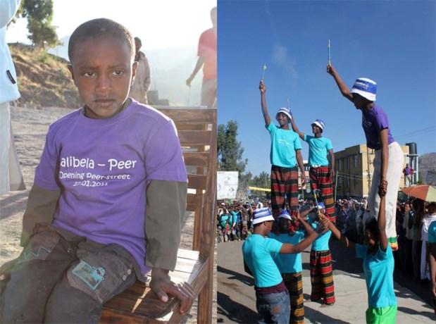 Hefboom voor Lalibela stelt projecten voor