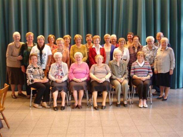 O.L.V.-koor Kermt bestaat 40 jaar