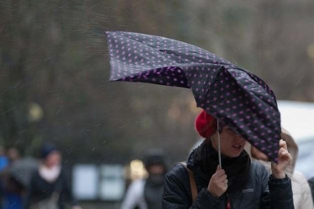 KMI waarschuwt voor veel regen