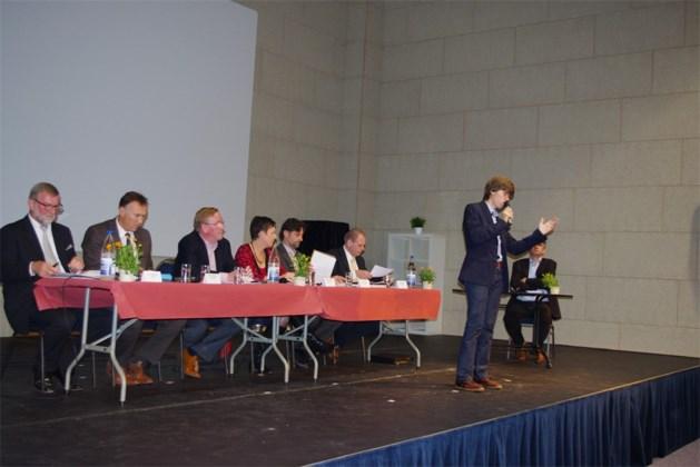 Lijsttrekkersdebat Maaseik: spannende en open strijd naar 14/10!
