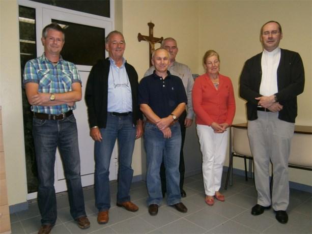 Nieuwe Kerkraad voor Sint-Agapitus Vliermaal