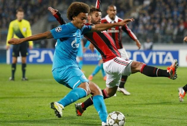 AC Milan wint met 2-3 bij Zenit