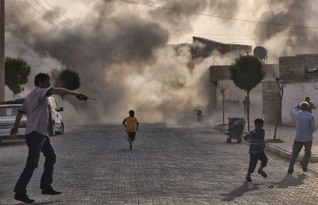 Turkije valt Syrische doelwitten aan