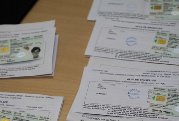 Duizenden kiezers zijn hun kiesbrief kwijt