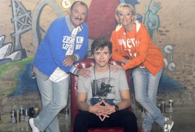 Ian Thomas werkt samen met Nicole en Hugo