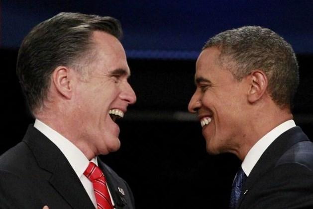 Romney voorbij Obama in nieuwe peiling
