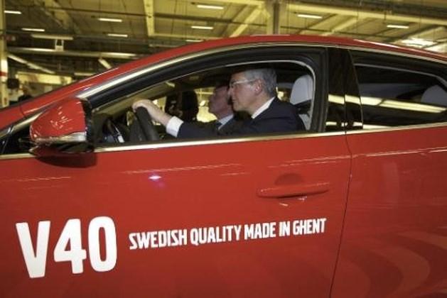 Autoproducenten in België produceerden afgelopen kwartaal weer iets meer