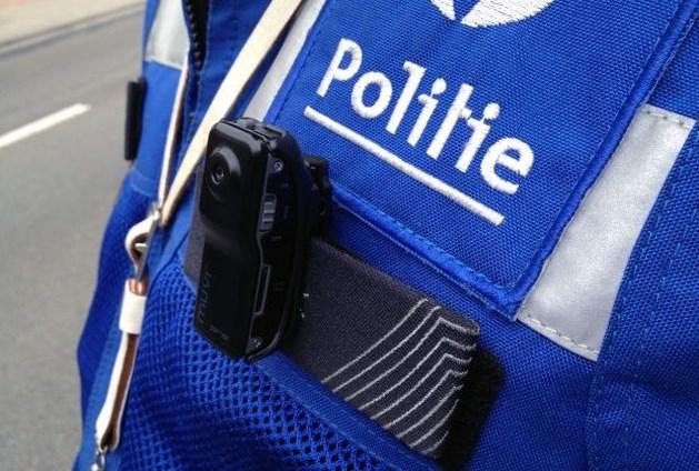 Werkstraf voor inrijden op politieman