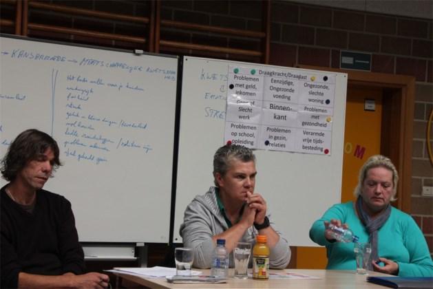 Conferentie kansarmoede in Klavertje 3