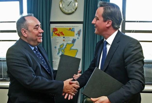 Schotten beslissen in 2014 over onafhankelijkheid
