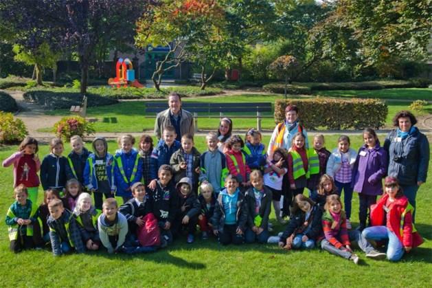 Uitwisselingsproject in basisschool De Driehoek