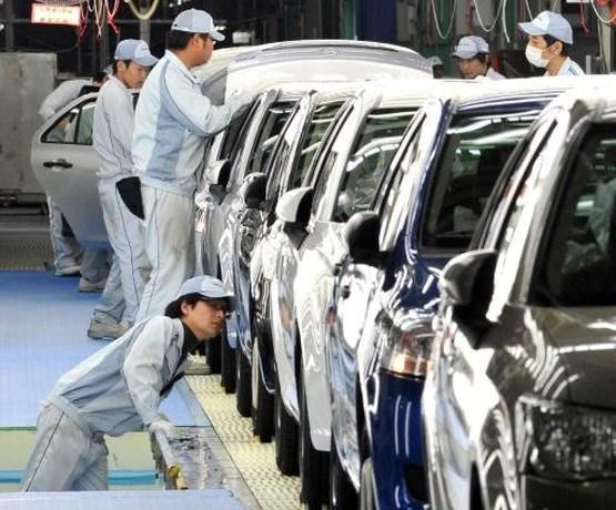 Toyota legt productie in Chinese fabriek stil