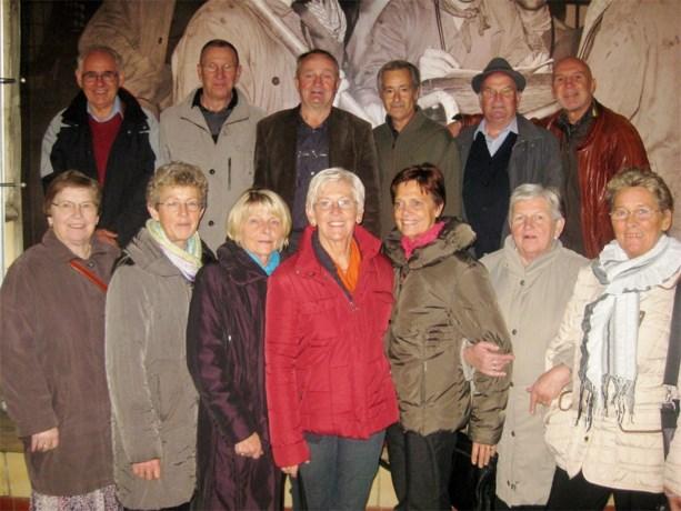 Oud-KAJ Heppen start 43ste werkjaar met bezoek aan Mijnmuseum