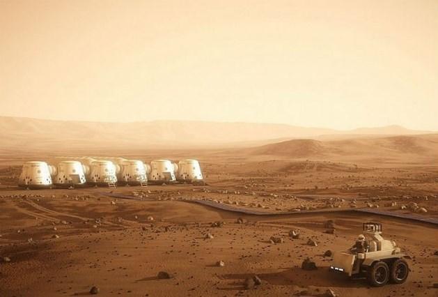 Reality-tv in 2023 op Mars