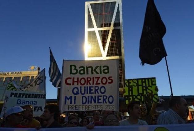 Standard & Poor's verlaagt kredietratings Spaanse banken