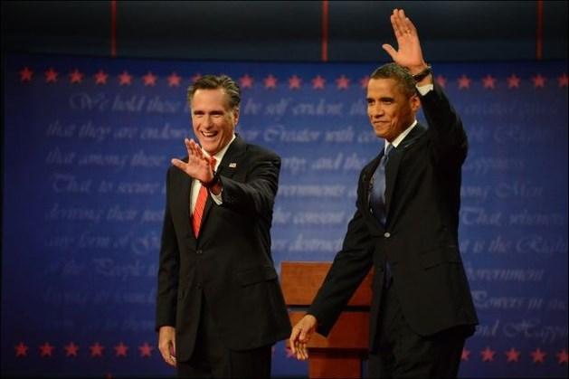 Canvas zendt debatten tussen Obama en Romney uit