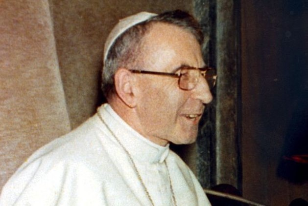 """Paus Johannes Paulus I werd niet vermoord"""