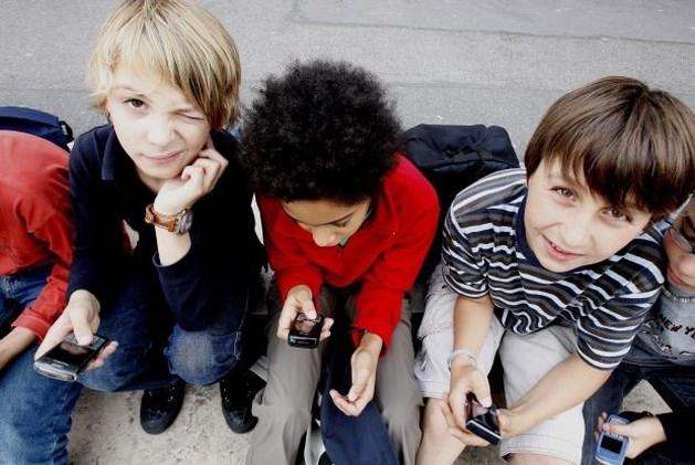 Jongens puberen sneller