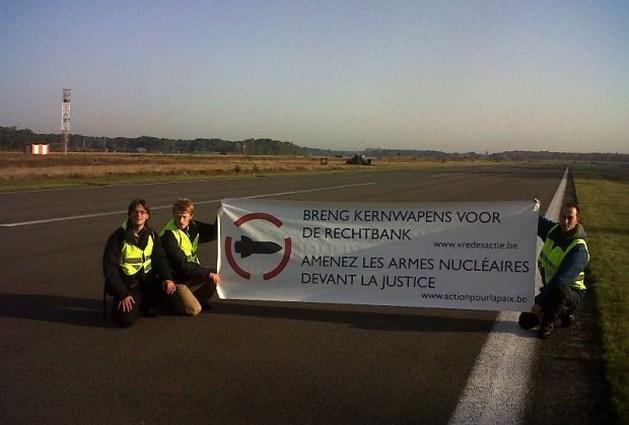 Bomspotters dringen opnieuw binnen in luchtmachtbasis Kleine-Brogel