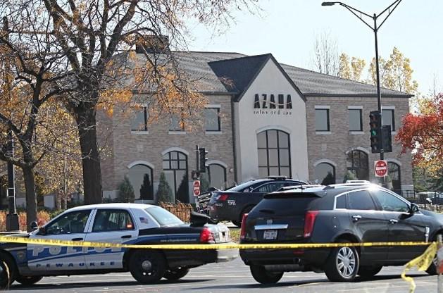 Dodelijke schietpartij Wisconsin wellicht echtelijk drama