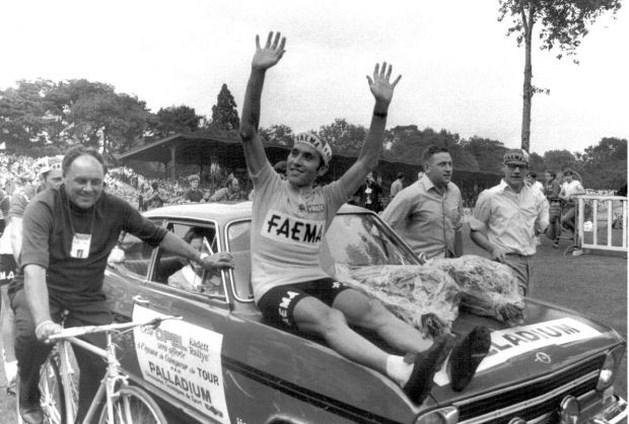Eddy Merckx opnieuw mederecordhouder Tourzeges