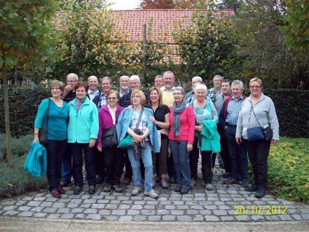 Jaarlijkse wandeling club (19)49