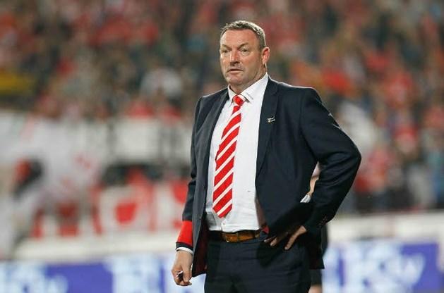 Ron Jans ontslagen bij Standard