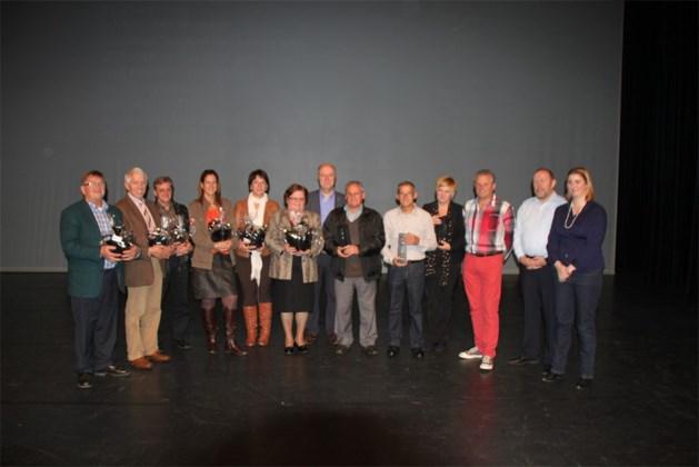 Gemeentelijke Culturele Raad huldigt jubilerende verenigingen