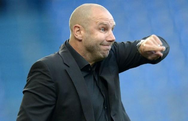 Bob Peeters nieuwe coach van AA Gent