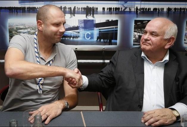 """Peeters: """"Gent heeft genoeg kwaliteit voor play-off I"""""""
