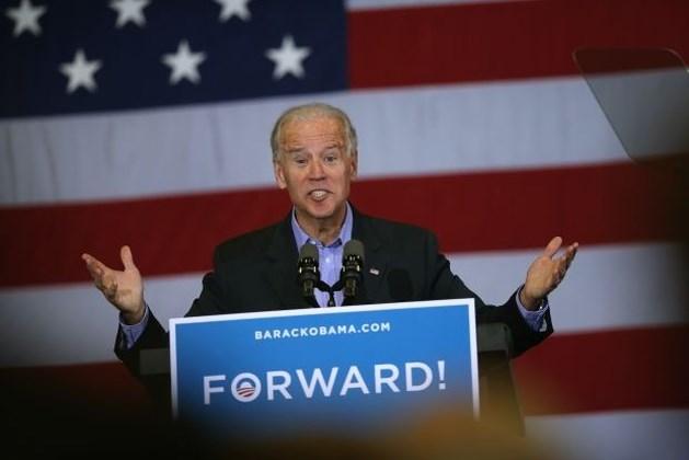 Vicepresident Joe Biden stapelt versprekingen op